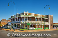 Thunderbolt Hotel Uralla Photo - Gary Bell