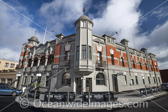 Provincial Hotel, established in 1909, is situated in Ballarat, Victoria, Australia. Photo - Gary Bell