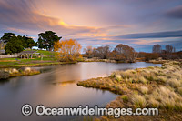 Macquarie River Tasmanian Photo - Gary Bell