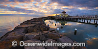 St Kilda Pier Melbourne photo