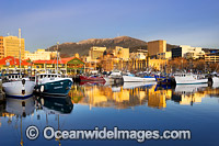 Constitution Dock Hobart Tasmania photo