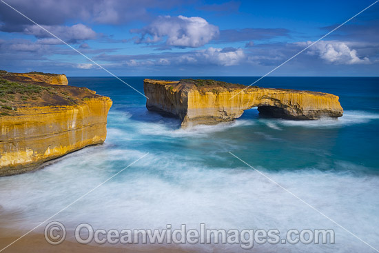 London Bridge. Port Campbell Coastal National Park, Victoria, Australia. Photo - Gary Bell