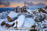 Mount Wellington Tasmania image