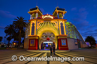 Luna Park Melbourne photo