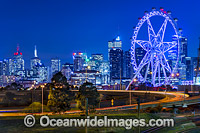 Melbourne Ferris Wheel photo