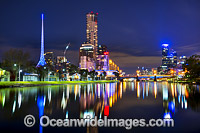 Melbourne Cityscape photo