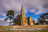 Historic Church Ross Tasmania Photo - Gary Bell