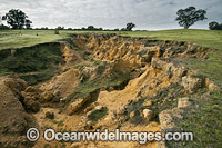 Erosion Farmland Australia Photo - Gary Bell