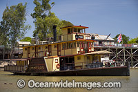 PS Emmylou Paddlesteamer Photo - Gary Bell