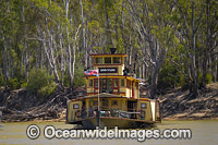 Murray River Paddlesteamer Photo - Gary Bell