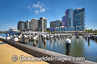 Melbourne Docklands Photo - Gary Bell