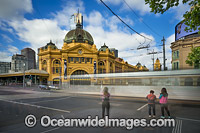 Flinders Street Station Photo - Gary Bell