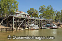 Historic Paddlesteamers Echuca Photo - Gary Bell