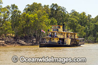 Historic Paddlesteamers Photo - Gary Bell