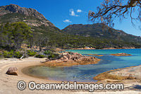 Honeymoon Bay Tasmania photo