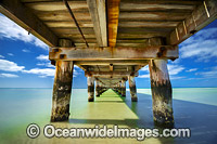 Rye Pier Port Phillip Bay photo