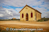 Historic Church Silverton Photo - Gary Bell