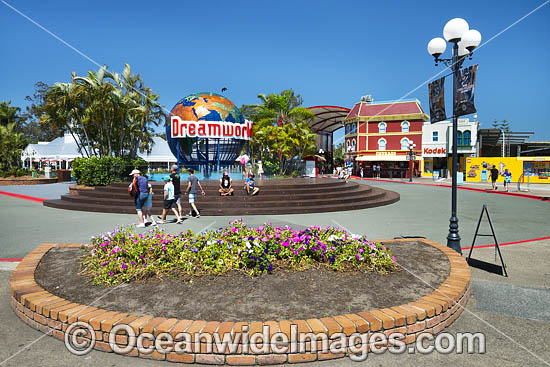 Dreamworld Theme Park, Gold Coast, Queensland, Australia. Photo - Gary Bell