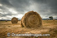 Hay Bales Colac NSW Photo - Gary Bell