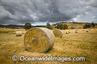 Hay Bales Outback NSW Photo - Gary Bell