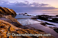 Blue Pools Bermagui photo