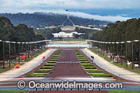 Parliament House Canberra photo