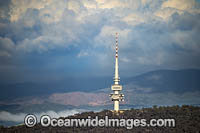 Telstra Tower Canberra Photo - Gary Bell