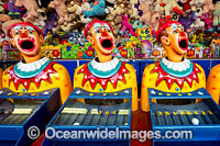 Clowns at Floriade Festival photo