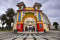Melbourne Luna Park Photo - Gary Bell