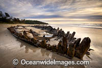 Historic Shipwreck Buster Photo - Gary Bell