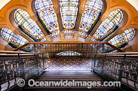 Queen Victoria Building Stairway Photo - Gary Bell