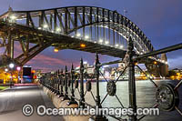 Sydney Harbour Bridge Photo - Gary Bell