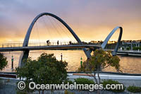 Elizabeth Quay Bridge Photo - Gary Bell