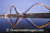 Matagarup Bridge Perth Photo - Gary Bell