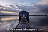 Boatshed Perth Photo - Gary Bell