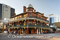 Brass Monkey Hotel Perth Photo - Gary Bell