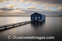 Crawley Edge Boatshed Photo - Gary Bell