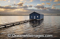 Crawley Edge Boatshed Perth Photo - Gary Bell