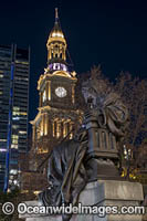 Sydney Town Hall Photo - Gary Bell