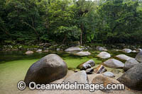 Mossman Gorge Queensland Photo - Gary Bell