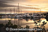 Port Douglas marina Photo - Gary Bell