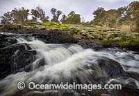 Serpentine Falls NSW Photo - Gary Bell
