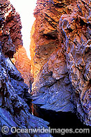 Redbank Gorge MacDonnell Ranges Photo - Gary Bell