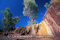 Ochre Pits Central Australia Photo - Gary Bell