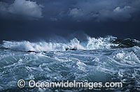 Stormy ocean Photo - Gary Bell