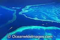 Aerial Hook Hardy Reef Photo - Gary Bell
