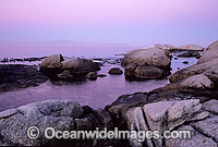 Granite boulder South Africa Photo - Gary Bell