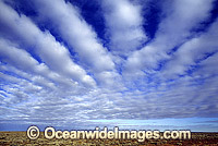 Clouds Desert Scene Australia Photo - Gary Bell