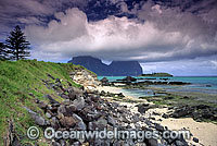 Lord Howe Island Lagoon Photo - Gary Bell