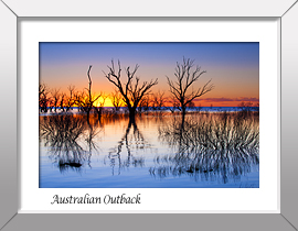 Outback Print